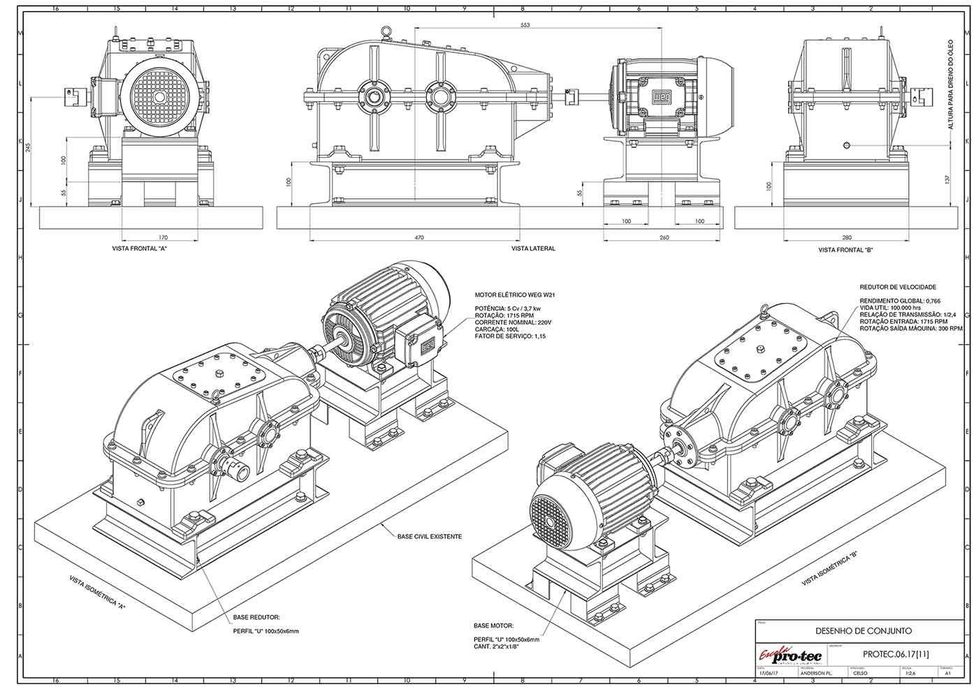 Projeto De Maquinas Pro Tec
